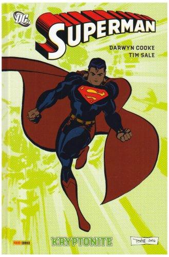 panini superman kryptonite