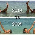 2007 vs 2014 : les aventuriers de l'île intense 7 ans après...