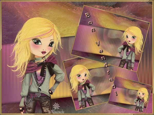 5 b v poupées BPat