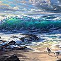 Art visuel et la mer !...