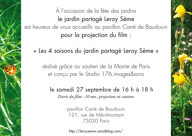 Invitation Baudouin
