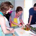 Ateliers culinaires de rouvroy