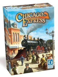 boutique jeux de société - pontivy - morbihan - ludis factory - chicago express