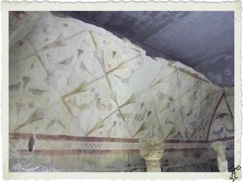 crypte Santa Eulalia de BOVEDA_2