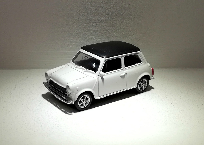 Austin Mini (Welly)