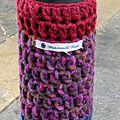 Premier yarn bombing