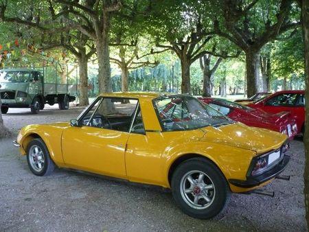 MATRA 530A coupé 1969 Lons le Saunier (2)