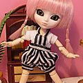 Chess - Little Pullip Cheshire Cat