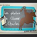 Album photos de classe 'chevalier