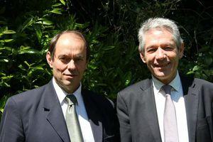 Guénhael Huet Gwenaouel Houet Jean-Paul Launay législatives 2012 Avranches Granville