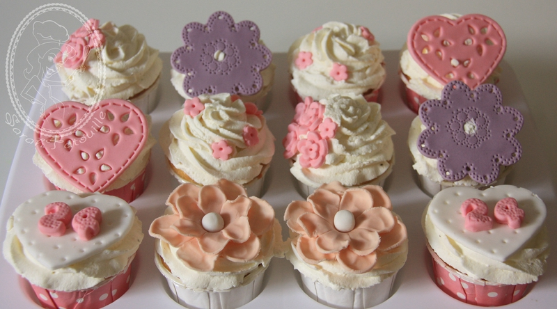 CUPCAKES GIRLY