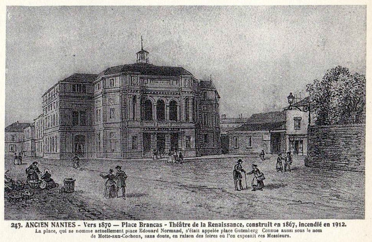 Nantes - Théâtre de la Renaissance