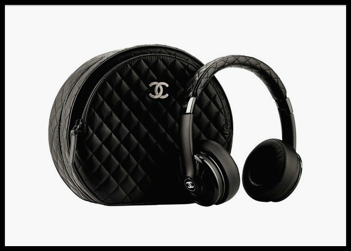 chanel & monster casque audio 2