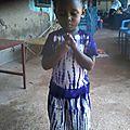 Tenues scolaires pour la rentrée des enfants de bobo dioulasso