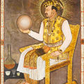 Mughal masterpiece: portrait of emperor jahangir sells for £1.4 million at bonhams