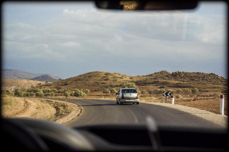 Sur la route cred.photo : Conant Ingrid