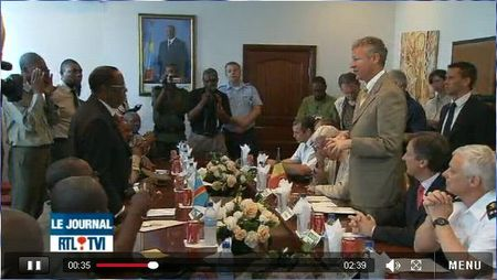 Polemique_Peter_De_Crem_invite_les_soldats_congolais___d_filer_le_21_juillet_2010
