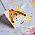 :: invitation top secrète... & free givaway