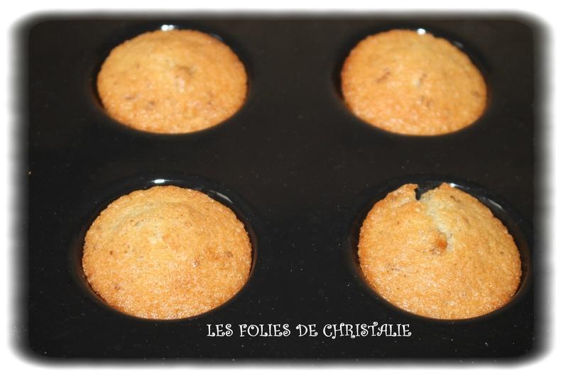 Cupcakes noix 7