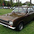 Ford escort mk1 1300 gt, 1968 à 1974