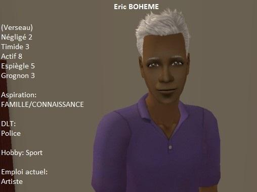 Eric Bohème