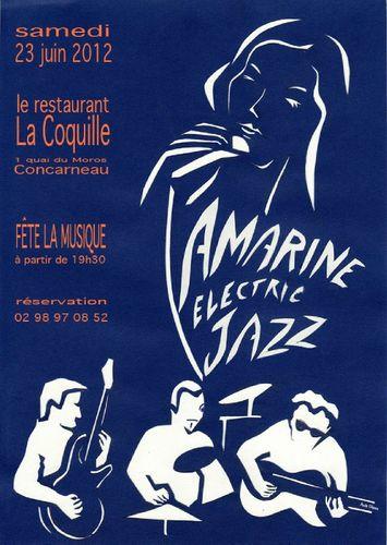 Amarine Electric Jazz