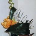Bouquet en L modernisé - bouquet du samedi (février 2005)
