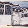 Ancien garage, Oloron