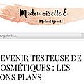 Mademoiselle e : a suivre ,a découvrir absolument