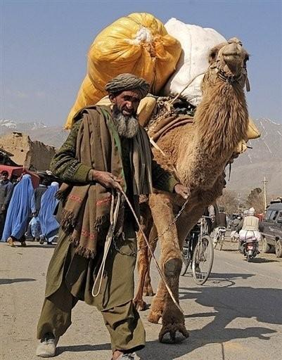 nomades afgans