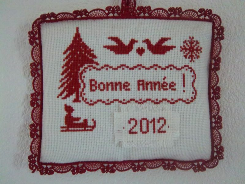 de Sandrine, 8 janvier 2012