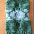 Tuto jambières bébé version tricot