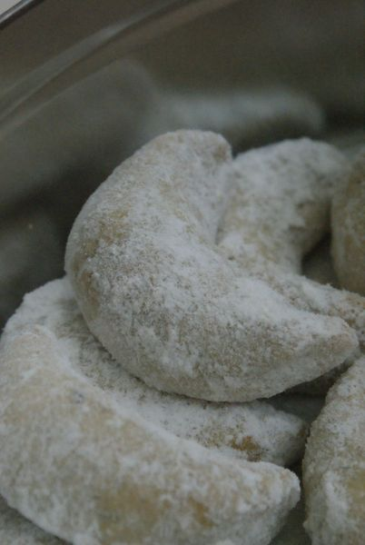 kipferle sucre glace