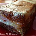Cake croque-monsieur