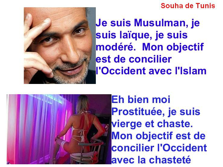 islam humour tunisie