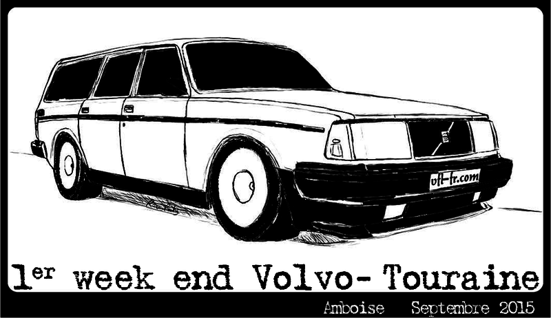 1er WE Volvo Touraine