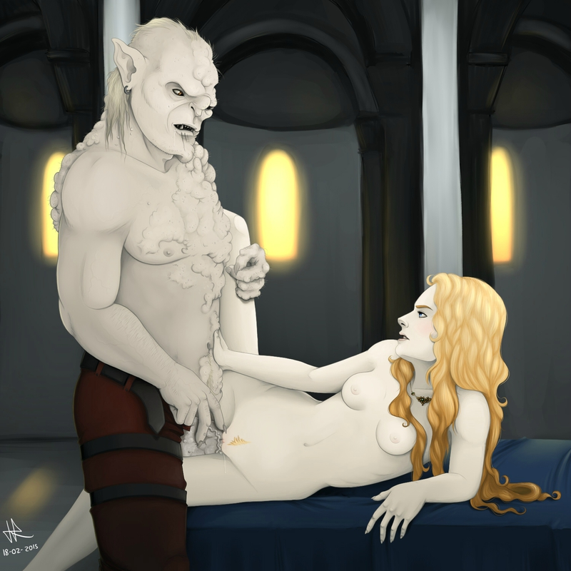 Free porn Lord Of The Rings Henti galleries Page 1