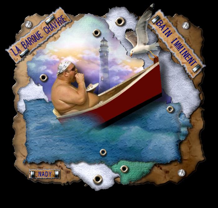 10 la barque chavire corrige