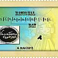Journée internationale du scrapbooking !