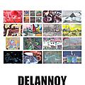 Delannoy singuilerement pluriel, 31 octobre 12 novembre, jonzac, carmes