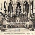 Cathédrale St André, le Maître-Autel