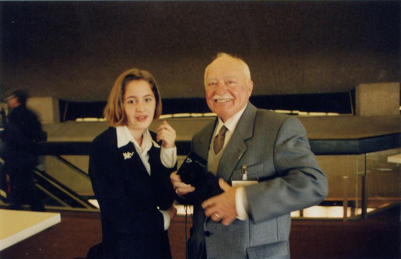 1989, Pierre et Victoire