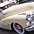 Béthune rétro 2018 - bombacitas! 1946-1948 chevy fleetline ou coupe?
