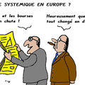 Crise systémique en europe . .