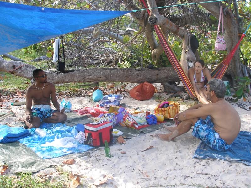 Joyeux Anniversaire Mailis Nous Trois A La Martinique 2