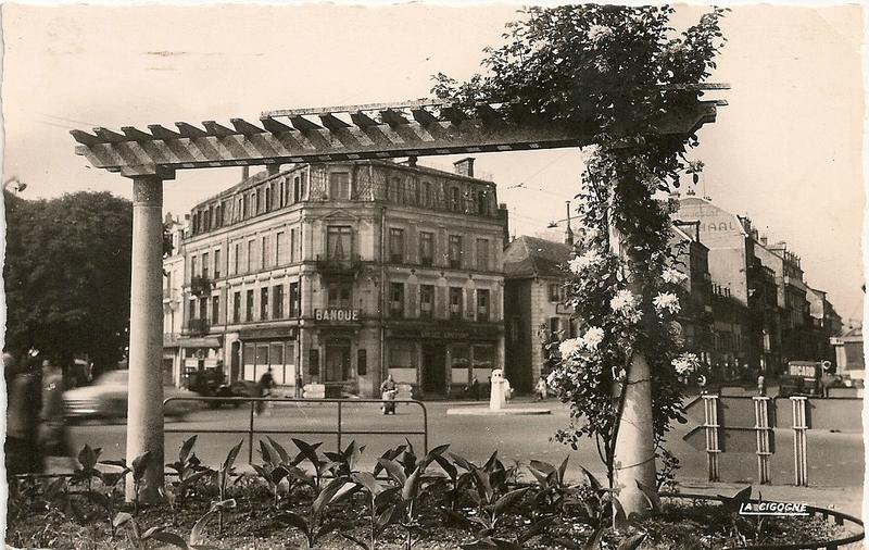 CPSM Belfort Place Corbis 5