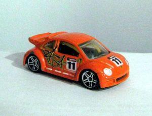 Vw new beetle cup (2009)(Hotwheels)