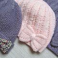 3 bonnets