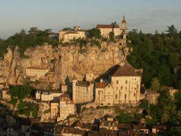 Rocamadour pierre
