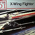 X-wing red 2 (projet c.i.m.e art) mpc 1/43
